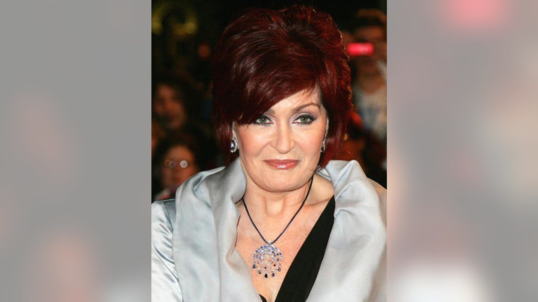 Sharon Osbourne leaves UK 'X Factor' after calling contestants 'little sh-ts' during interview