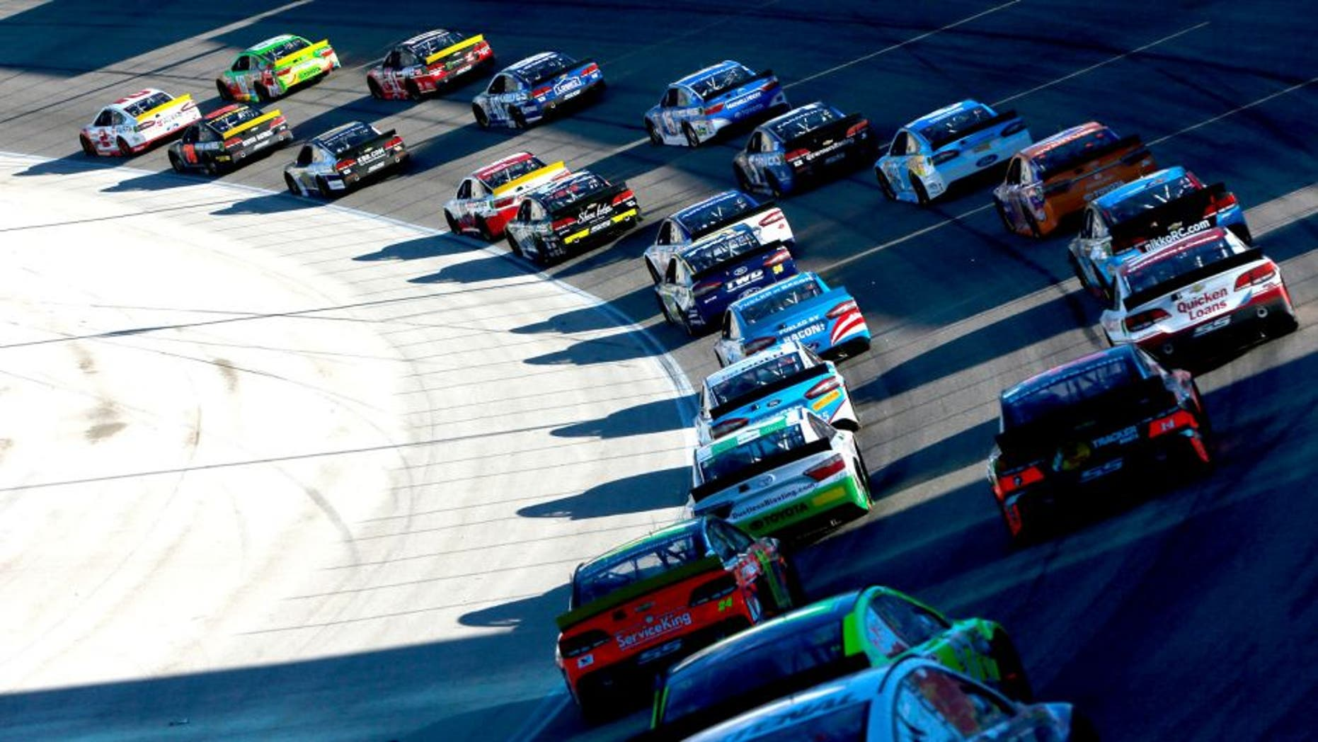 Results: The AAA Texas 500 Sprint Cup Series race at Texas Motor Speedway