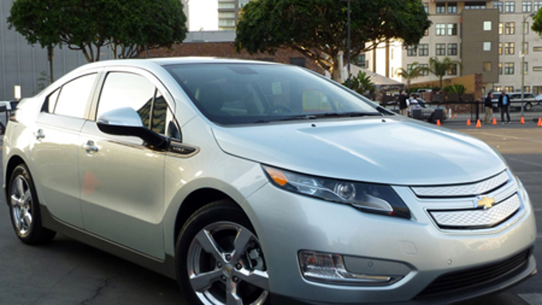 Chevy Volt Lease >> Gm To Sell Chevy Volt For 41g Lease For 350 A Month Fox News