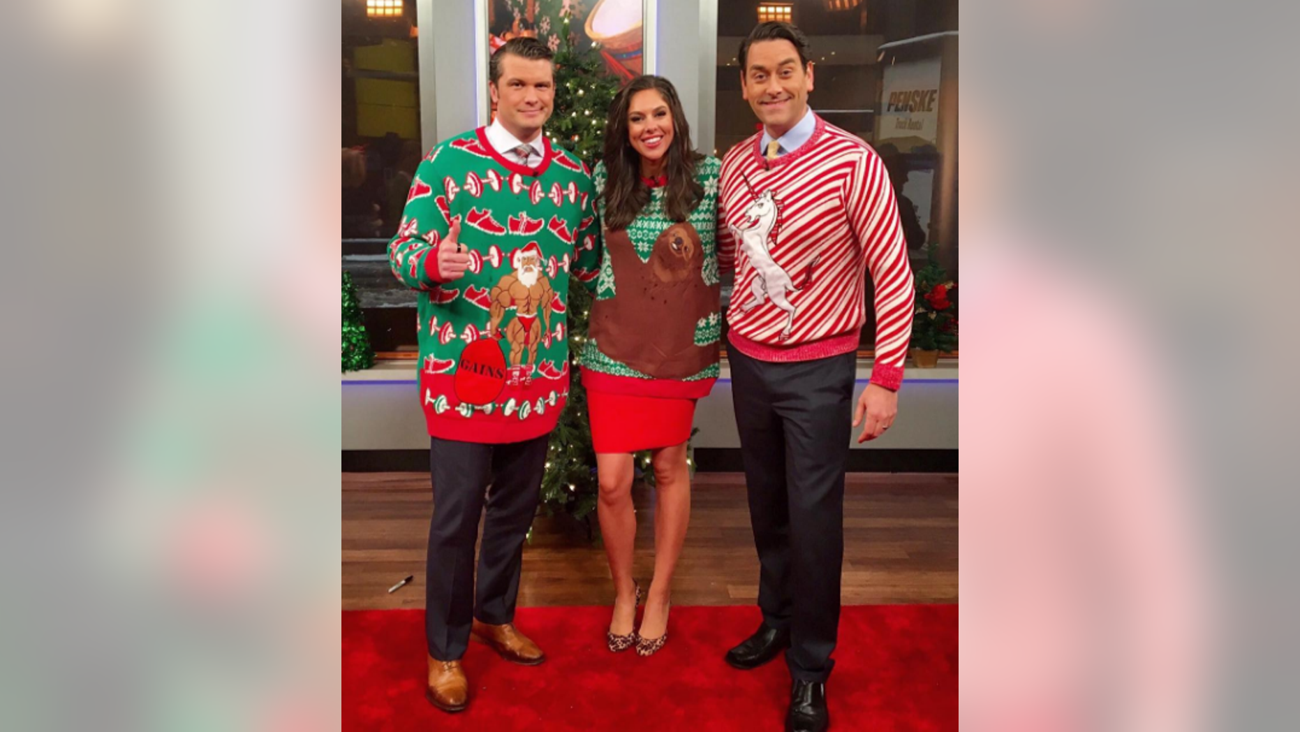 from the company my ugly christmas sweater is a resource in finding the perfect christmas or hanukkah sweater for the holiday season - My Ugly Christmas Sweater