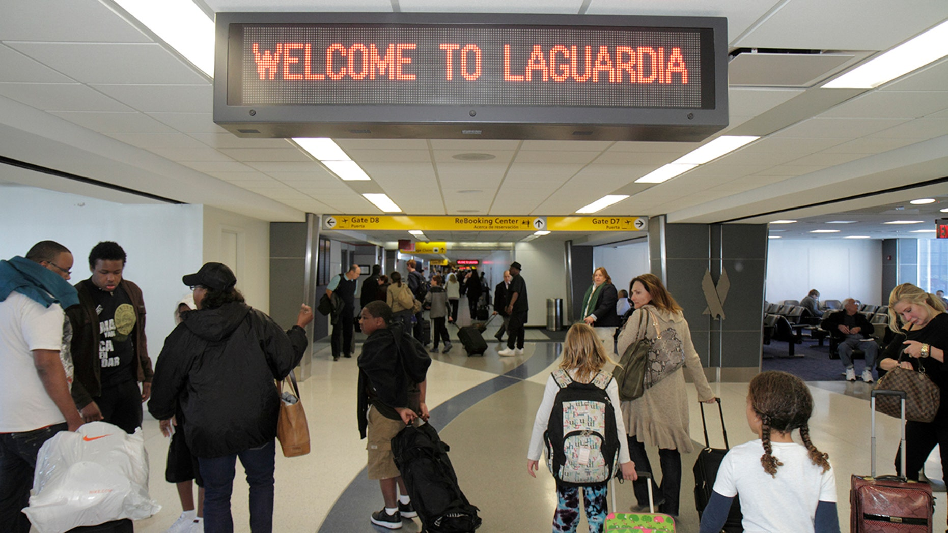 Both LaGuardia Airport in the New York City borough of Queens and Newark Liberty International Airport in New Jersey ranked last in their respective categories.