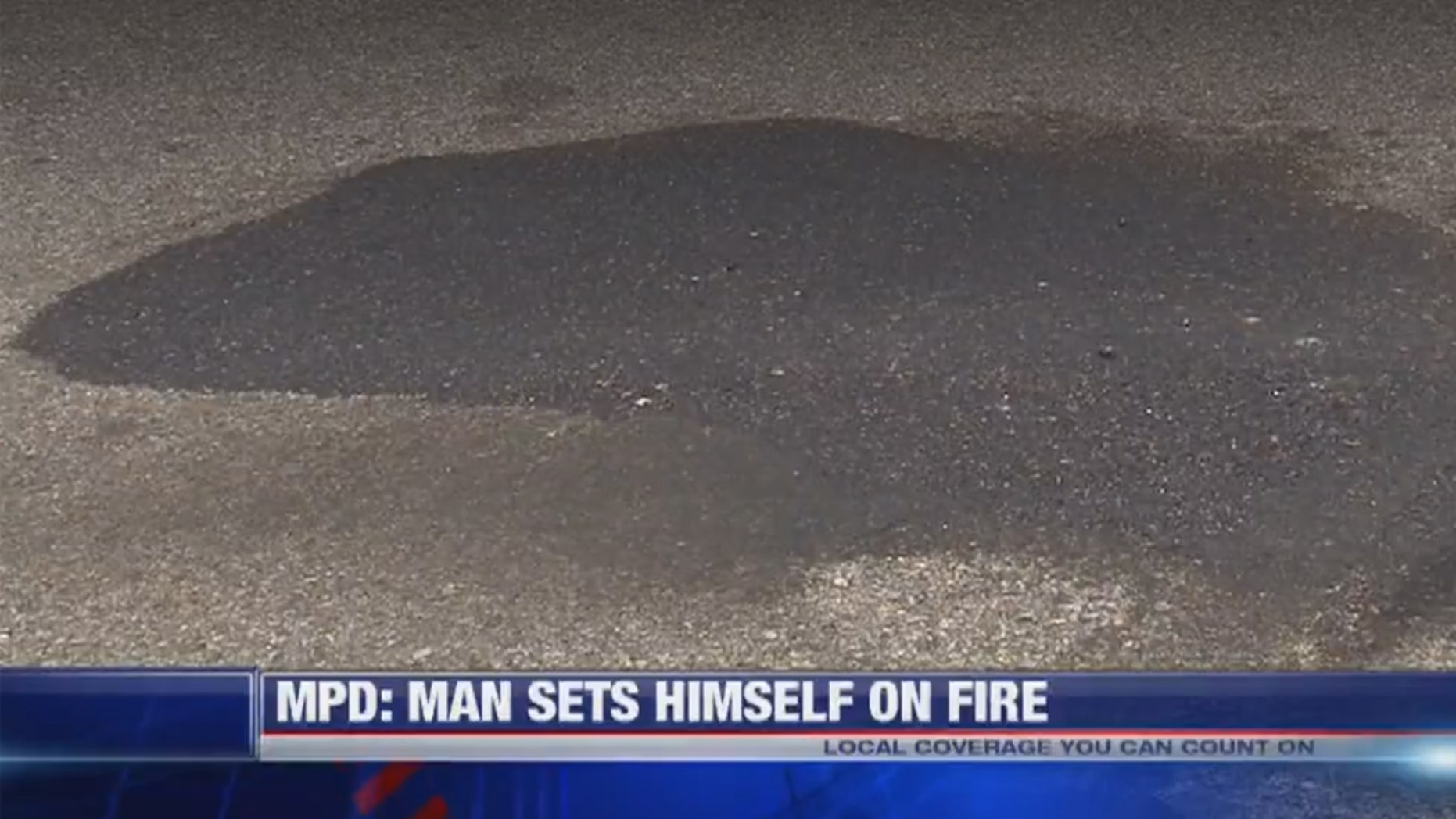 man on fire story