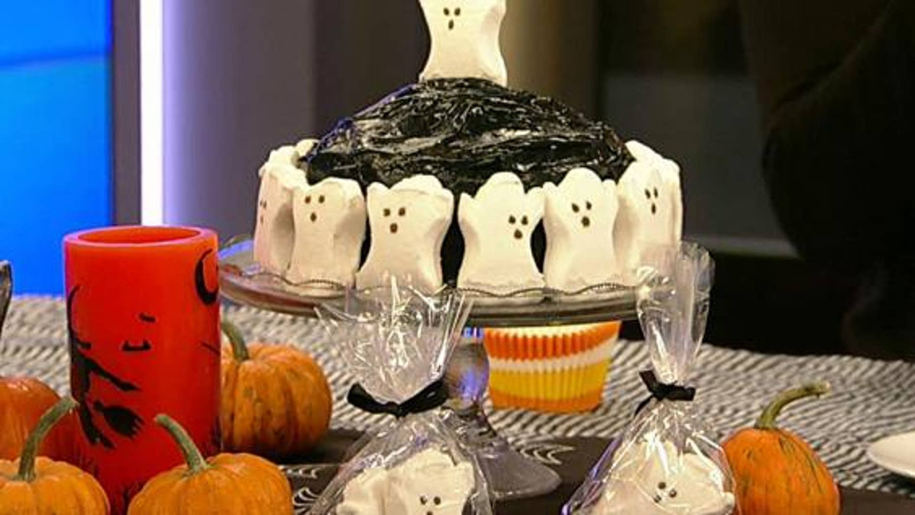 sandra lee's naughty but nice halloween | fox news