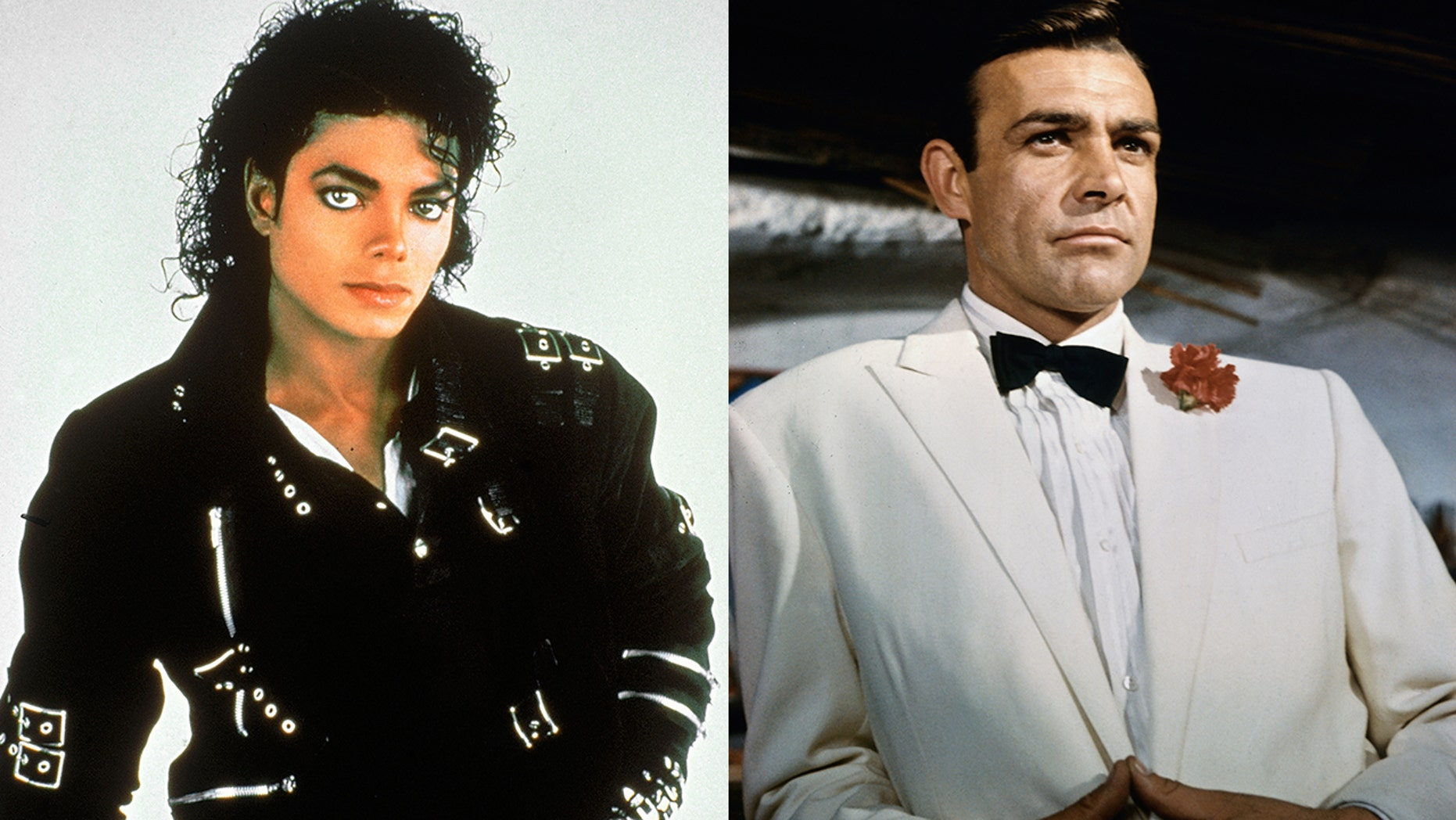Michael Jackson reportedly talked about wanting to play James Bond in a 007 film.
