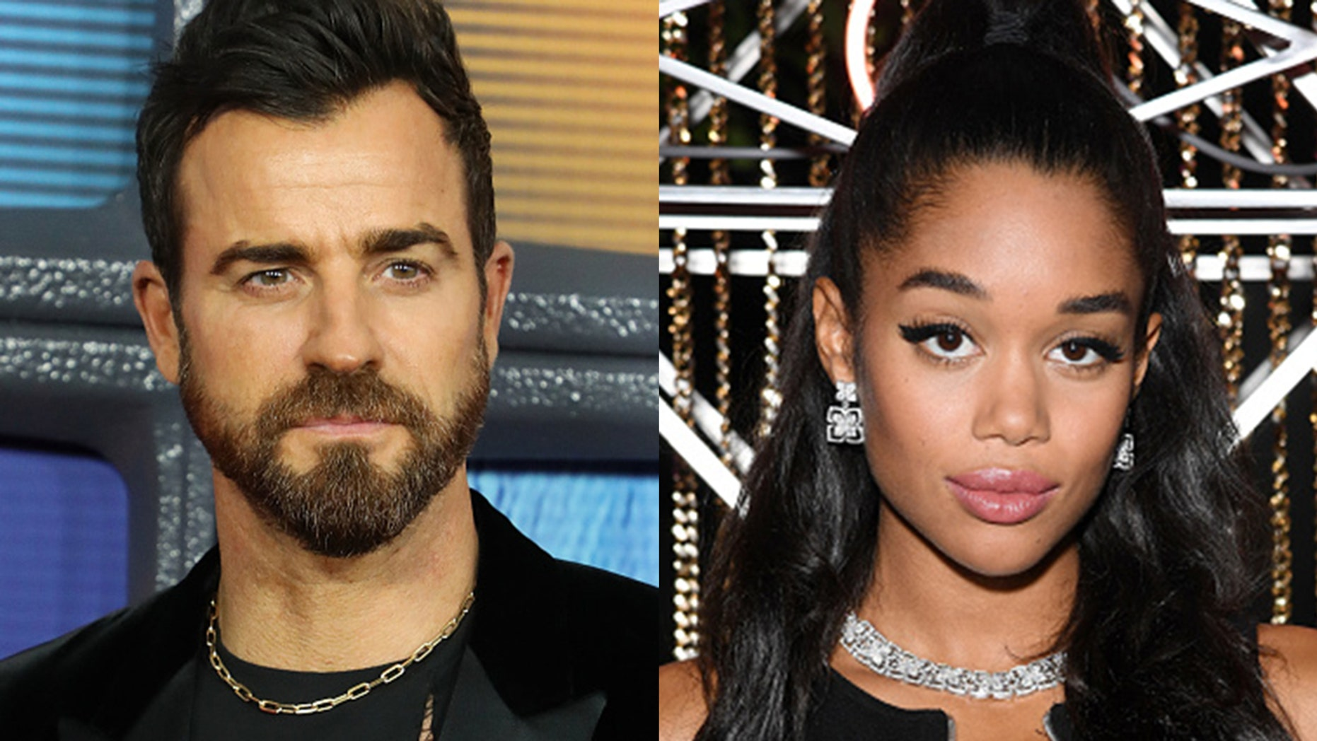 Justin Theroux Spotted With 'Spider-Man: Homecoming' Actress Laura Harrier!