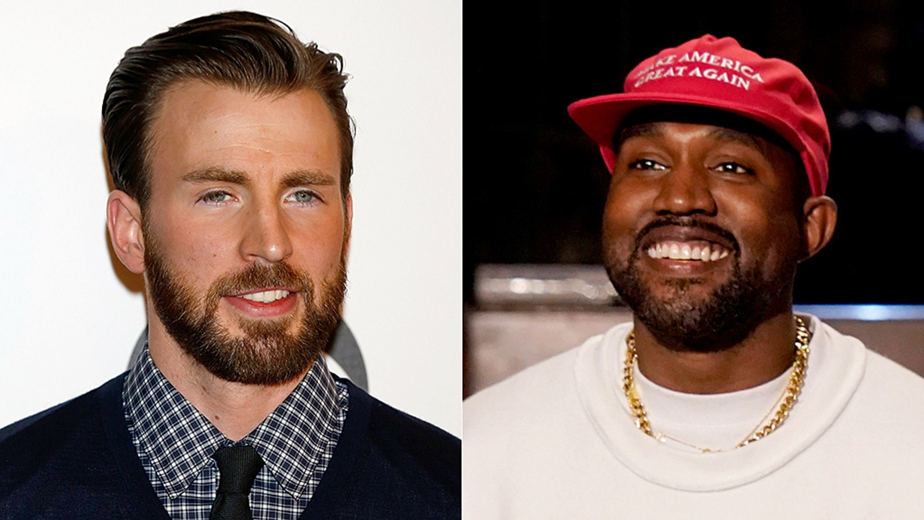 Chris Evans slammed Kanye West after the rapper called to abolish the 13th Amendment.