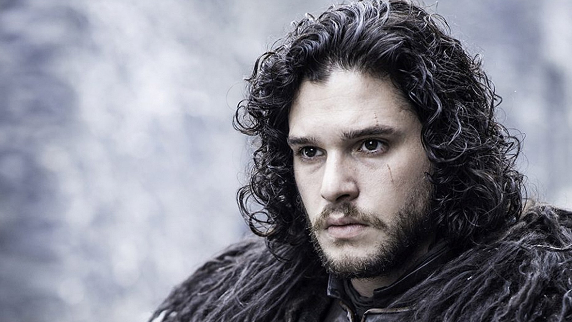 "Kit Harington stars as Jon Snow in the HBO series ""Game of Thrones."""