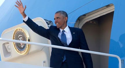 Obama makes late campaign sprint on behalf of Dems after keeping his distance