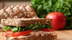 That's right: Improve your memory, one sandwich at a time. We have  recipes to get you started. Hungry?
