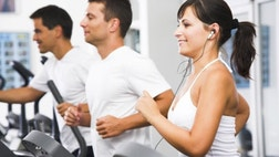 Although your iPod's playlist of Queen's and AC/DC's greatest hits may be enough to help you power through your exercise routine, you might be surprised to learn that what you eat before, after and even during your workout can help maximize your time spent in the gym.