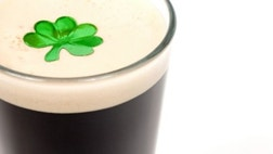 "Tap into the ""luck of the Irish"" this St. Patrick's Day, and party down without getting a pot (belly) of gold"