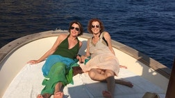 I just returned from a week away with my sister Laura. As I've said before, there is nothing like a sister.