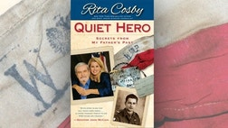 Former Fox News Channel anchor Rita Cosby's new book Quiet Hero: Secrets From My Father's Past  is in bookstores now. Click on the headline or see below to read an excerpt from it.