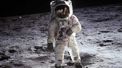 The Love of God holds all things together. , miles from home. Aldrin knew that God was all around, in each moment, on the moon, in the bread and in the wine. I like to imagine Neil Armstrong remembering this in his final hour.