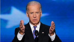 All eyes were on the Vice President Thursday night wondering which Joe Biden would show up?
