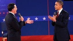 Romney's biggest missed opportunity in the second debate wasn't on Libya.