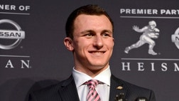 Heisman trophy winner Texas AM's Manziel broke barriers in  in college football, but really, we should have seen this coming.