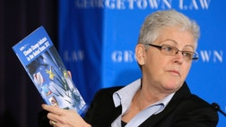 President Obama's choice to run the EPA is Gina McCarthy. Her central role in rewriting fuel economy standards via deception should disqualify her from promotion to EPA administrator.