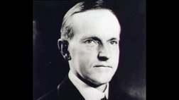 What enabled Coolidge to do difficult things, to succeed where other politicians fail, was his faith.