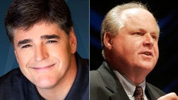 Headlines have been blaring all over the digital universe about Rush Limbaugh and Sean Hannity being tossed off the air by Cumulus and losing  stations in key markets.