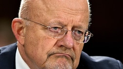 In March, James Clapper denied the existence of NSA spying programs. Now, he will review those same programs to see if they violate the national trust. Huh?