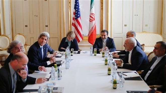 Am I allowed to repeat myself when it comes to the negotiations over the U.S.-Iran nuclear deal?