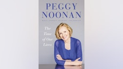 Peggy Noonan's sentences in The Time of Our Lives make me pause, set the book down, look out the window and sigh.
