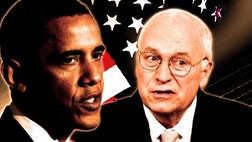 President Obama has long been quick to invoke Cheney when pondering national security.