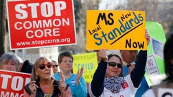 """Proponents of the Common Core national standards have claimed from the beginning that a major goal of the initiative is to reduce the """"achievement gap"""" between white and minority students."""