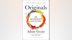 'Originals' offers groundbreaking insights about rejecting conformity and improving the status quo.