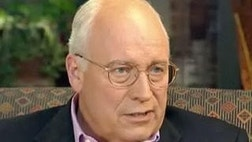 In blunt, unsparing language, former Vice President Dick Cheney accuses President Obama of setting a terrible precedent by launching an intensely partisan, politicized look back at the prior administration, seeming to question Obama's fitness as commander-in-chief.