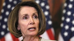 House Speaker Nancy Pelosi, the driving force behind the Obama agenda in Congress, sharply criticized White House Press Secretary Robert Gibbs during a closed-door House Democratic caucus meeting late Tuesday, according to Democratic sources.