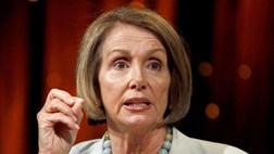 Speaker of the House Nancy Pelosi, D-Calif., sounded feisty in an interview with Charlie Rose on PBS Wednesday night.