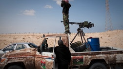As the Obama administration openly considers arming Libyan rebels to repel forces led by Col, Muammar al-Qaddafi, reports that flickers of al Qaeda may be present among the fighters has raised fears extremists could take advantage of an unwieldy situation to gain power in a new Libya.