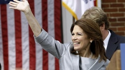 In the days surrounding her official announcement, GOP presidential candidate Michele Bachmann has been asked if she is a flake, called a Barbie with fangs, faced fears from within her party that she would be Palinized, and taken heat for incorrectly claiming legendary actor John Wayne was born in her birthplace of Waterloo, Iowa.