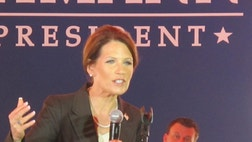 GOP candidate Rep. Michele Bachmann has some harsh words for her fellow Minnesotan, former Gov. Tim Pawlenty, striking back after days of jabs from the Pawlenty camp over the congresswoman's health, record and viability in the presidential race.
