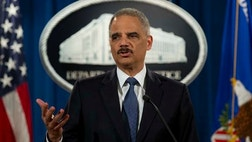Attorney General Eric Holder has used three different email aliases during his six years in the top job at the Justice Department, officials say.