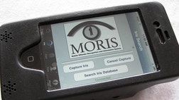 Law enforcement agencies across the country are about to gain a new tool in the fight against crime. MORIS, short for Mobile Offender Recognition and Information System, is a handheld biometric device that can recognize people based on eyes, face, or fingerprints.