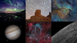The winners of the third annual Astronomy Photographer of the Year competition were announced last week after receiving over  entries.