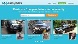 Want to make an extra $, this month? Tech startup RelayRides lets you rent cars to willing drivers.
