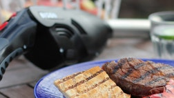 Labor Day is coming this weekend, and there's still time to prep. This gear is meant to help you host a summer cookout, a picnic with friends, or any outdoor excursion. There's a cooler with a built-in USB port and speaker, a high-tech fire starter, and a grill meant for serious bratwursts.