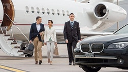An increasing number of major airlines do, in fact, offer ways for Joe and Jane Public to travel like VIPs.