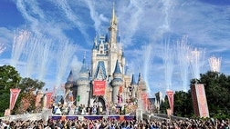 You can actually live at Disney World.