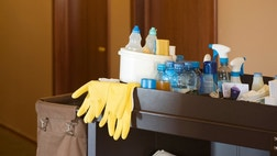 Some local and regional public health officials are working with hotels and convention centers to prevent against Ebola.