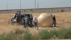 Nearly three years ago, at the request of the Department of Homeland Security, an Arizona-based technology company conducted a demonstration of a communications balloon that could exponentially increase the ability of Border Patrol agents to monitor America's southern border.