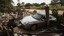Historic storms over the Memorial Day weekend in Texas and Oklahoma have left at least  people dead.