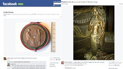 Facebook struck back at ISIS this week, taking down pages the terrorist army's middlemen were using to try to sell plundered treasure and artifacts from Syria and Iraq.
