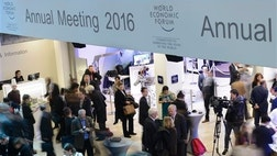 The influx of refugees into Europe and how countries can deal with the crisis was a major topic at the annual World Economic Forum in Davos.