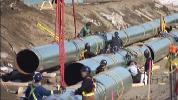 Daniel Turner: Biden bows to radical left by pledging to cancel Keystone XL pipeline 鈥� Americans would suffer