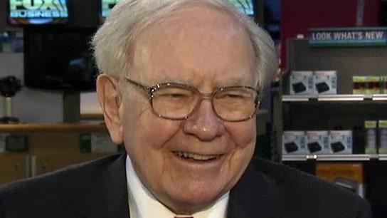 Warren Buffett: 'Keystone Should Be Done'